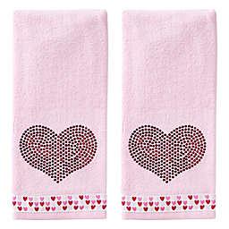 Full of Love Hand Towels (Set of 2)