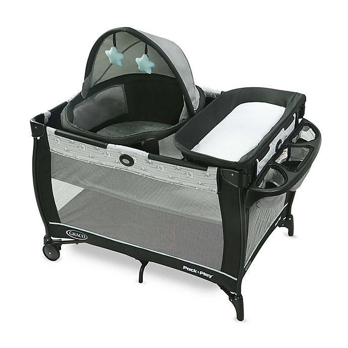 Alternate image 1 for Graco® Pack 'n Play Playard with Travel Dome Bassinet