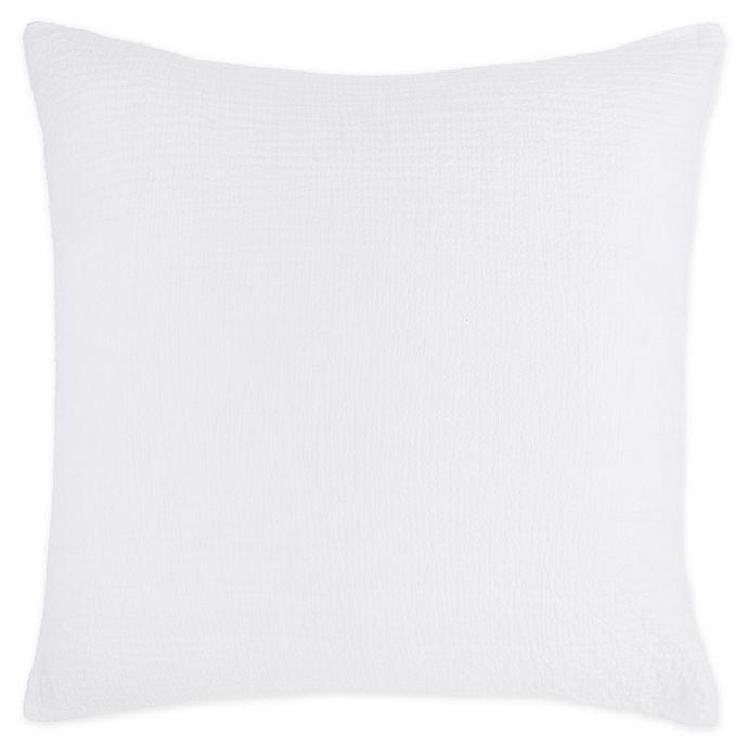 Alternate image 1 for Wamsutta® Norwich European Pillow Sham in White