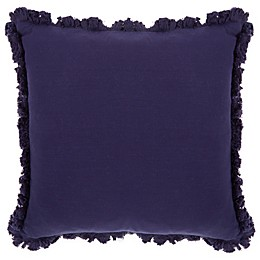 Wamsutta® Norwich Square Throw Pillow in Blue