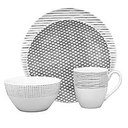 Noritake® Grey Hammock Dinnerware Collection