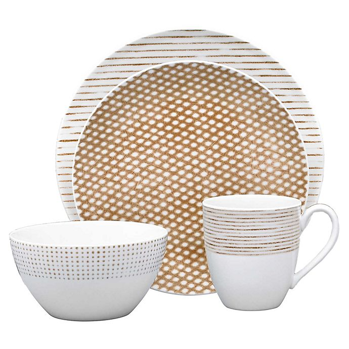 Alternate image 1 for Noritake® Khaki Hammock Dinnerware Collection