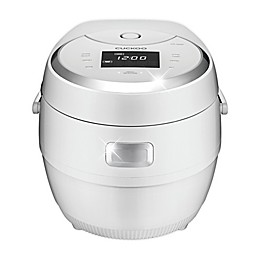 Cuckoo Micom Multifunctional 10-Cup Rice Cooker in White