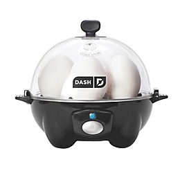 DASH® Rapid Egg Cooker in Black