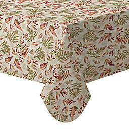 Harvest Fern 60-Inch x 84-Inch Oblong Tablecloth