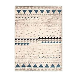 ECARPETGALLERY Remi Indoor/Outdoor Area Rug