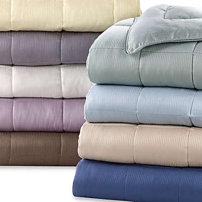Eucalyptus Origins™ Tencel® Lyocell Cover Down Alternative Blanket