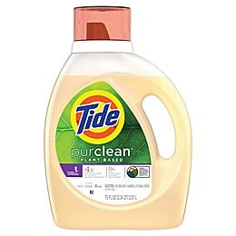Tide® Purclean™ 75 fl. oz. Plant-Based Honey Lavender Liquid Laundry Detrgent