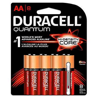 Duracell Quantum 8-Pack AA Batteries
