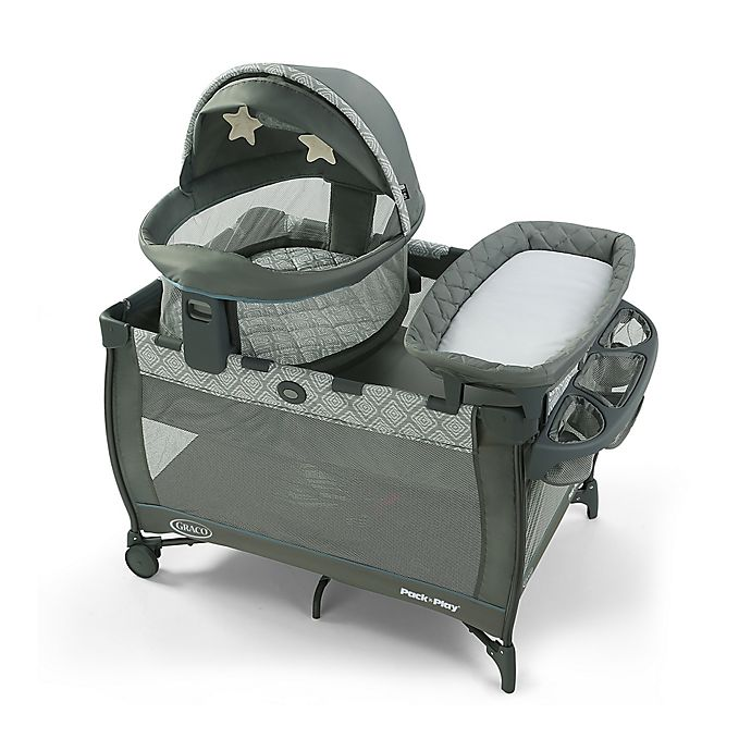 Alternate image 1 for Graco® Pack N' Play® Travel Dome DLX Playard in Archer