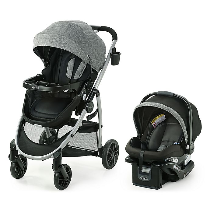 Alternate image 1 for Graco® Modes Pramette Travel System