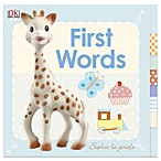 DK Publishing Baby: Sophie la girafe®: First Words Board Book