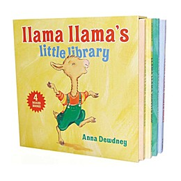 Llama Llama's Little Library Board Book Set