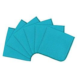 Waffle Microfiber Dish Cloths (Set of 6)