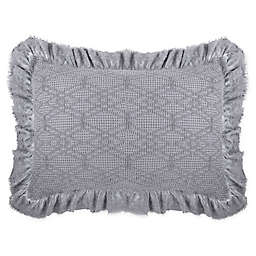 Wamsutta® Vintage Clermont King Pillow Sham in Dark Grey