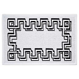 Nowhouse by Jonathan Adler Gramercy Bath Rug Collection