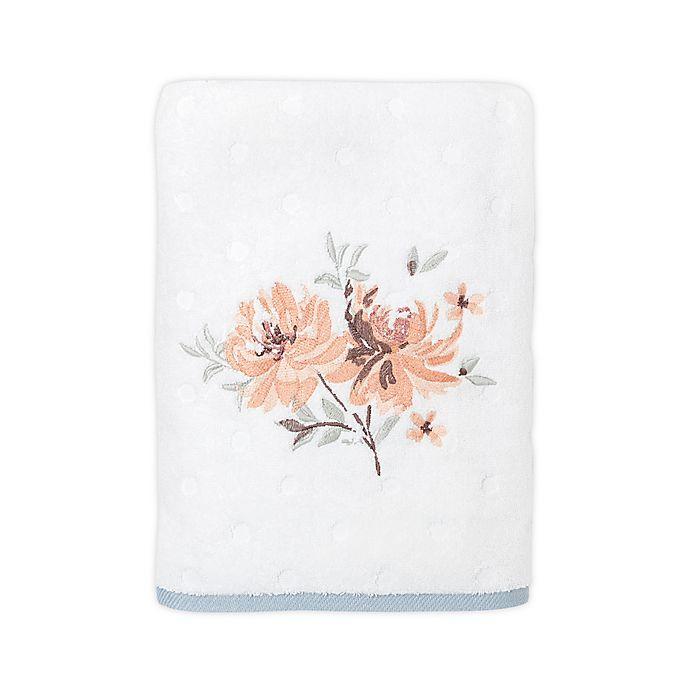 Alternate image 1 for Croscill® Liana Floral Bath Towel