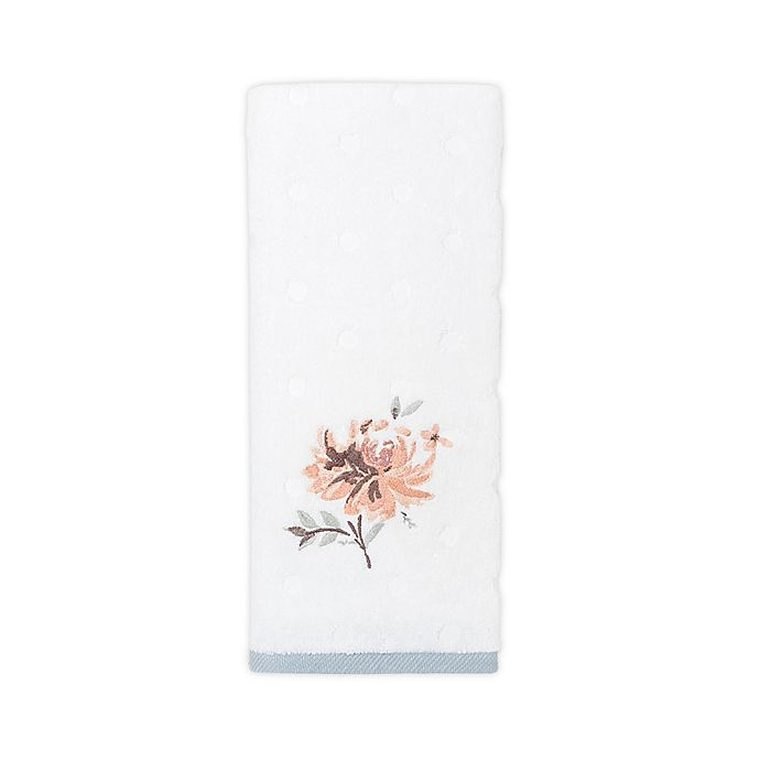 Alternate image 1 for Croscill® Liana Floral Hand Towel