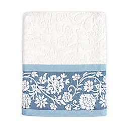 Colordrift Bastille Floral Bath Towel