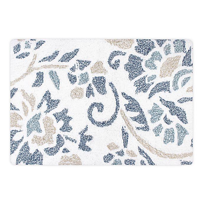 Colordrift Bastille Floral Bath Rug Collection Bed Bath Beyond