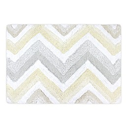 Colordrift Chevron Mirage Bath Rug Collection