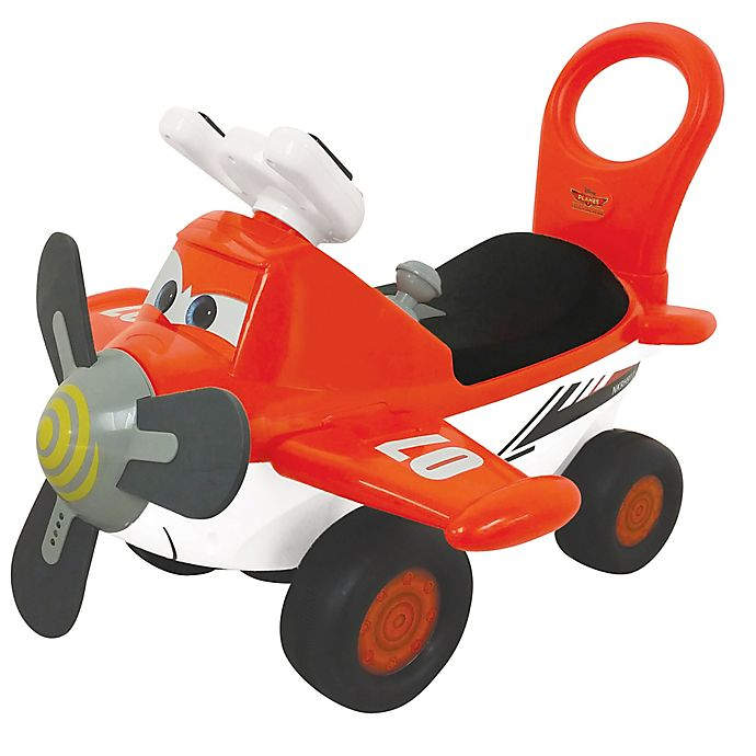 Alternate image 1 for Disney® Planes Fire & Rescue Dusty Activity Ride-On