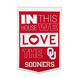 University of Oklahoma Home Banner