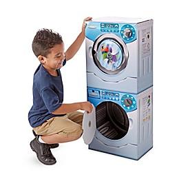 Melissa & Doug® Washer/ Dryer Combo Play Appliance