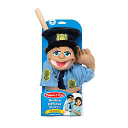 Melissa & Doug® Police Officer Hand Puppet