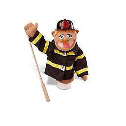 Melissa & Doug® Firefighter Hand Puppet