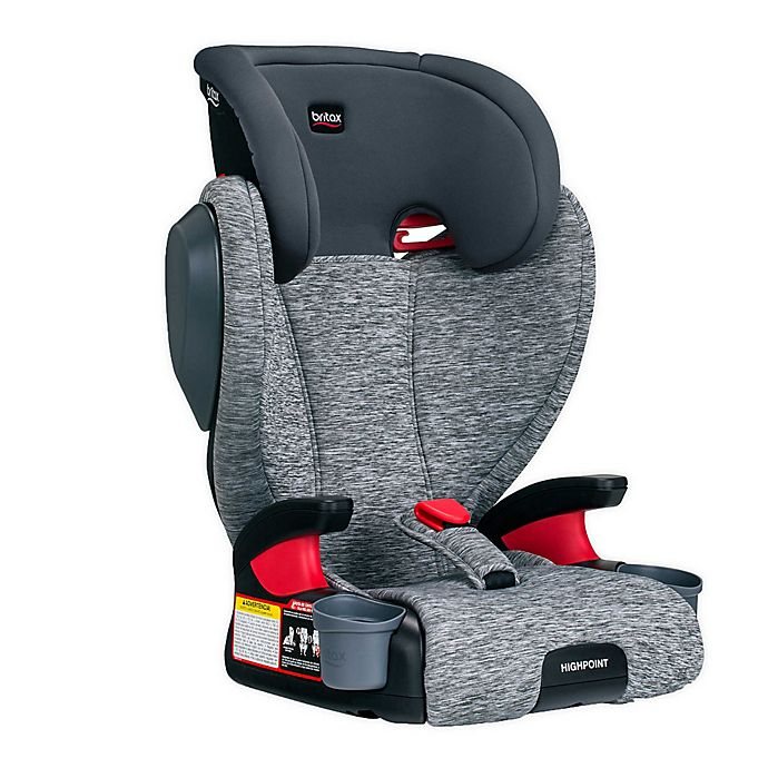 Alternate image 1 for Britax® Highpoint™ 2-Stage Belt-Positioning Booster Car Seat