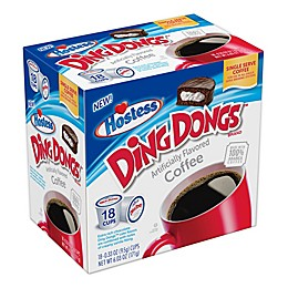 Hostess® Twinkies® Ding Dongs™ Flavored Pods for Single Serve Coffee Makers 18-Count