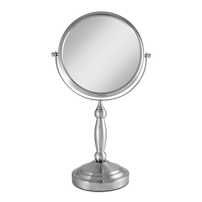 Alternate image 1 for Zadro™ 10X/1X Vanity Swivel Mirror