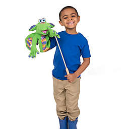 Melissa and Doug® Dragon Puppet with Wooden Rod