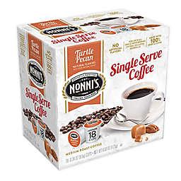Nonni's® Turtle Pecan Coffee for Single Serve Coffee Makers 18-Count
