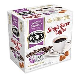 Nonni's® Salted Caramel Coffee for Single Serve Coffee Makers 18-Count