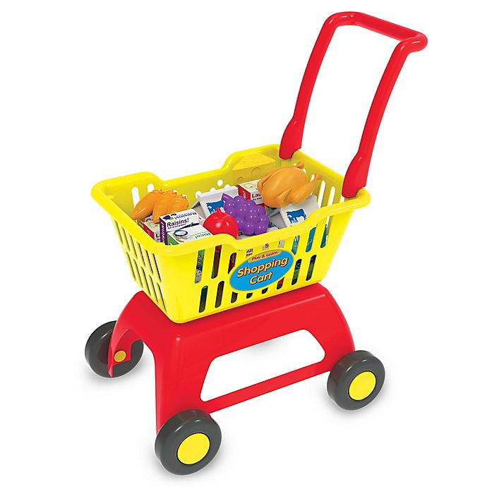 Alternate image 1 for The Learning Journey Play and Learn Shopping Cart
