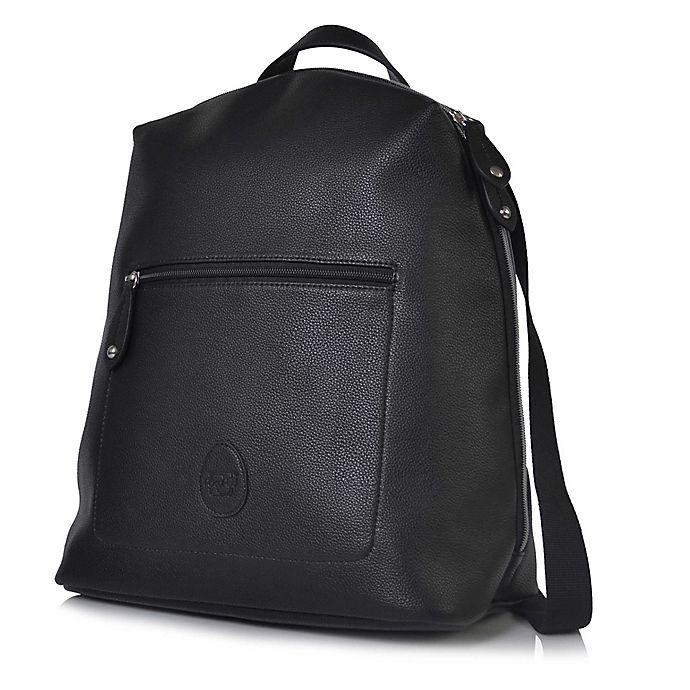 Alternate image 1 for PacaPod Hartland Vegan Leather Backpack Diaper Bag
