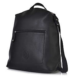 PacaPod Hartland Vegan Leather Backpack Diaper Bag