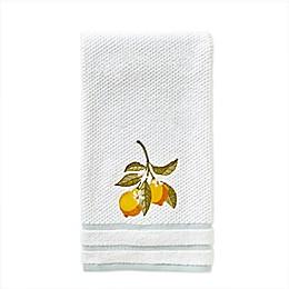 Vern Yip by SKL Home Citrus Grove Bath Towel in Aqua