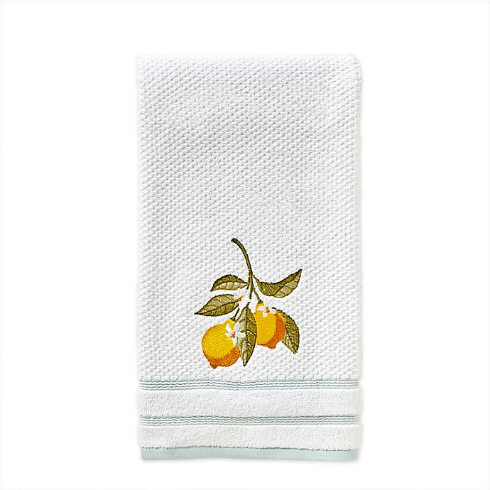 Alternate image 1 for Vern Yip by SKL Home Citrus Grove Bath Towel in Aqua