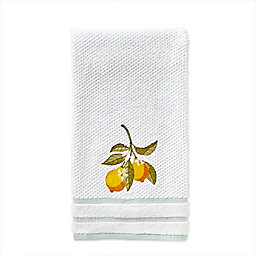 Vern Yip by SKL Home Citrus Grove Bath Towel in Aqua