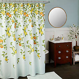 Vern Yip by SKL Home Citrus Grove Shower Curtain Collection