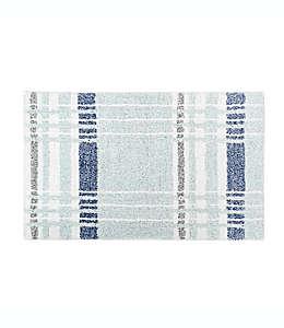 Tapete para baño UGG® Simone de 50.8 x 81.28 cm en azul
