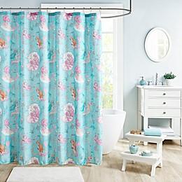 Mi Zone Kids Darya Printed Mermaid Shower Curtain