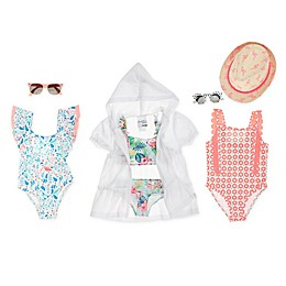 Girl's Bathing Beauty Style Collection