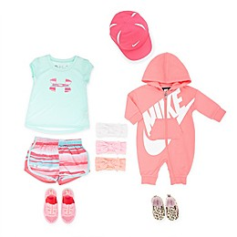 Girl's Sporty Chic Style Collection