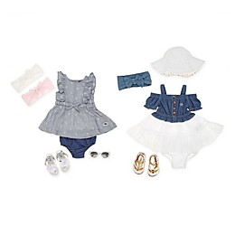 Girl's Dreaming in Denim Style Collection