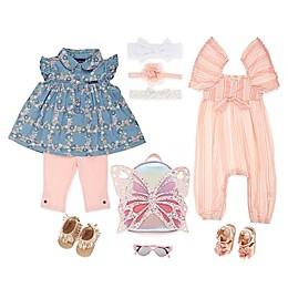 Girl's Springtime Getaway Style Collection