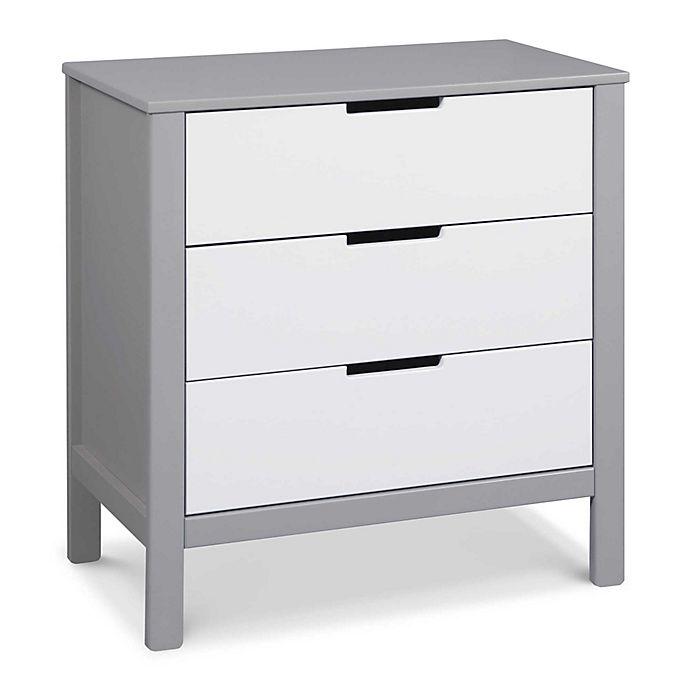 Alternate image 1 for carter's® by DaVinci® Colby 3-Drawer Dresser